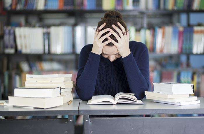 ۱۰ راه برای مقابله با استرس پایان سال تحصیلی