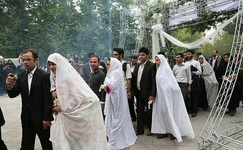 اعزام نخستین کاروان زوج دانشجو به مشهد