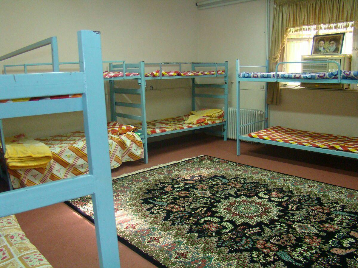 خوابگاه ها برای دانشجویان طرح در نوروز باز است