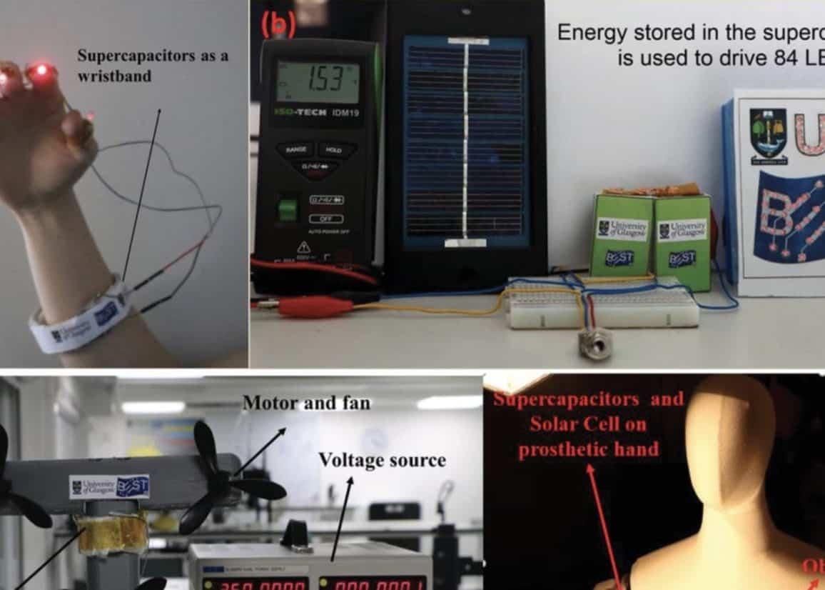گرافن باتری های خورشیدی می سازد