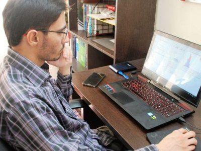 سید علیرضا آقامیری: از دانشگاه علوم و تحقیقات به رتبه ۹ مهندسی پزشکی رسیدم