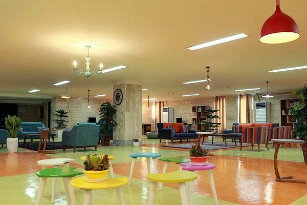 استراحتگاه دانشجویان ویژه بانوان در دانشگاه آزاد افتتاح شد