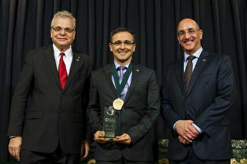 مخترع جوان دانشگاه شریف برنده جایزه «فاینمن ۲۰۱۹» شد