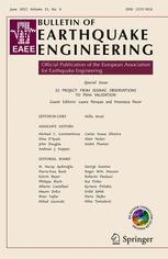 بازسازی حرکت زمین لرزه ای در شرایط سایت مرجع: موضوع ثبت شتاب سنجی شبکه شتاب سنج ملی ایتالیا (RAN)