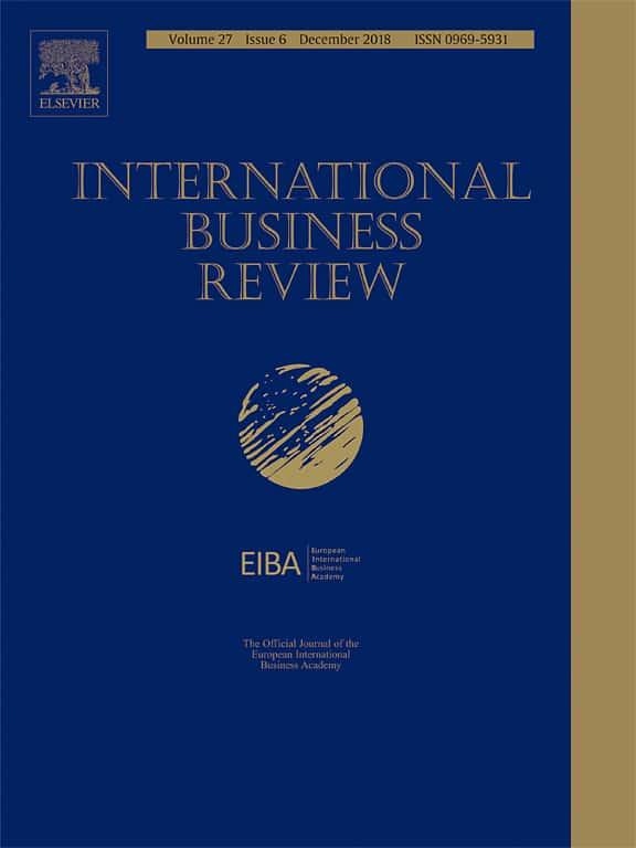 استراتژیهای بازاریابی کارآفرینی بینالمللی شرکتهای چند ملیتی: بریکولاژ همانطور که توسط مدیران بازاریابی انجام شد