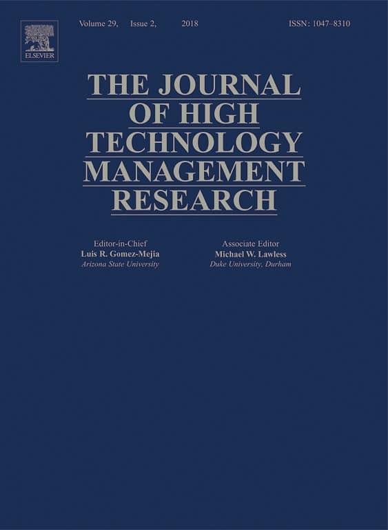 رابطه بین مدیریت دانش و عملکرد نوآوری