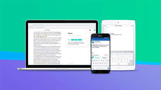 Grammarly Across Devices