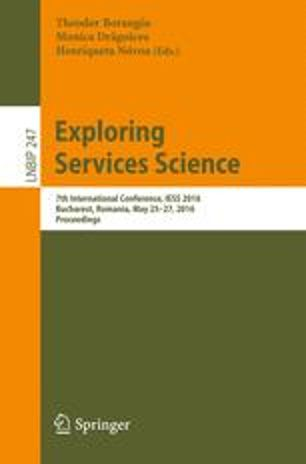 موقعیت یابی خدمات جدید با استفاده از تئوری Cumulative Prospect