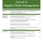 سونامی زنجیره ای تامین: تحقیق در مورد تخریب های کم-احتمال و پر-شدت