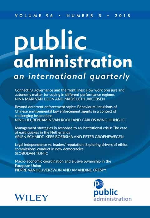 سازمان دهی لویاتان: سیاستمداران، کارمندان دولتی، و ایجاد دولت خوب